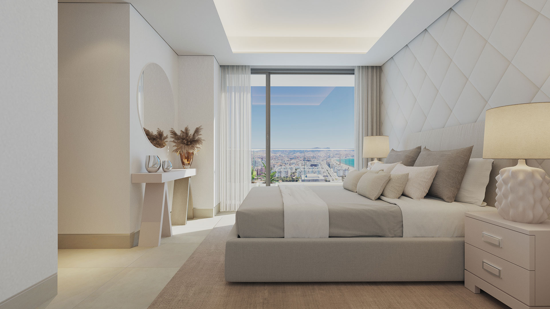 Malaga_towers_interiores_dormitorio_A